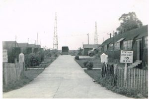 Picture of Original entrance and accommodation