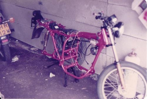 Kevs Bike Project