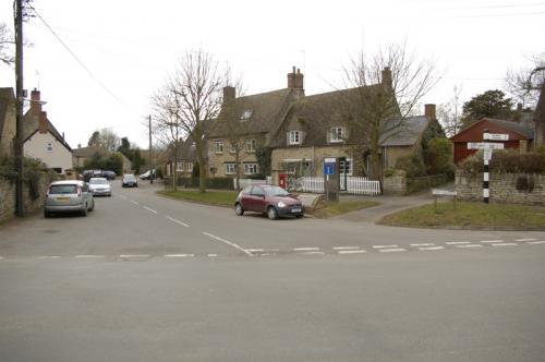 GTW village centre present day