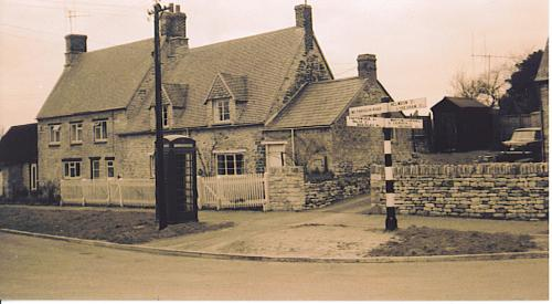 The Cross Road, Greatworth