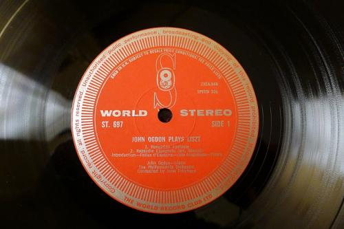John Ogden's records