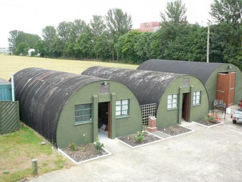 nissen hut today