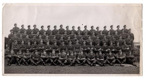 RAF Bridgnorth 1951