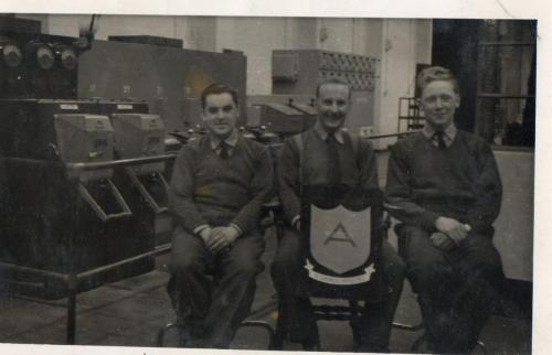 Brian Price, Mike Jordan & Mike D