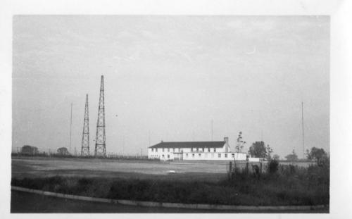 c.Accommodation block 1957