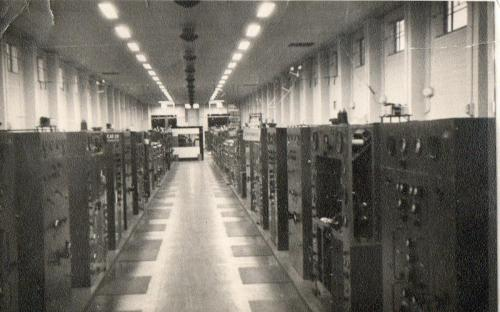 e.Greatworth Transmitter Hall 1957