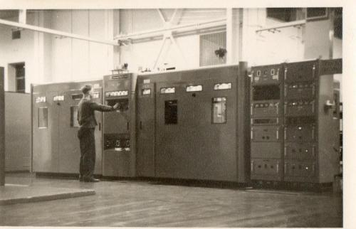 f.STC DS13 Transmitter