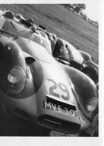 n.Stirling Moss'car 1957