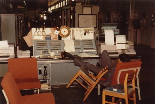 RAF Greatworth Watch Desk - Delippe Sanderesan