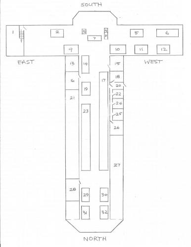 hall diagram