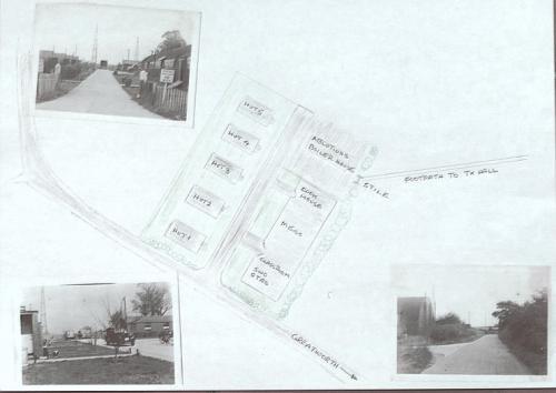 nissen hut plan 1954